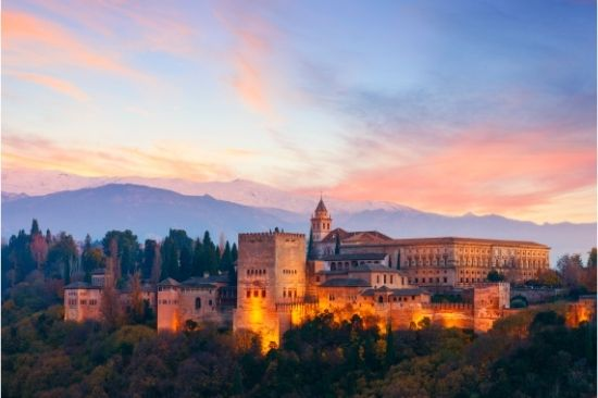 Granada Visit