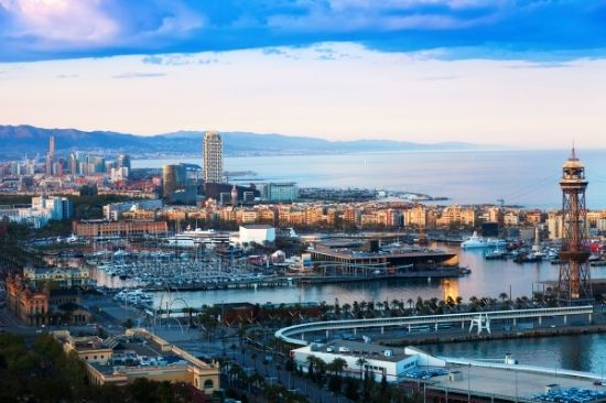 transfers puerto barcelona